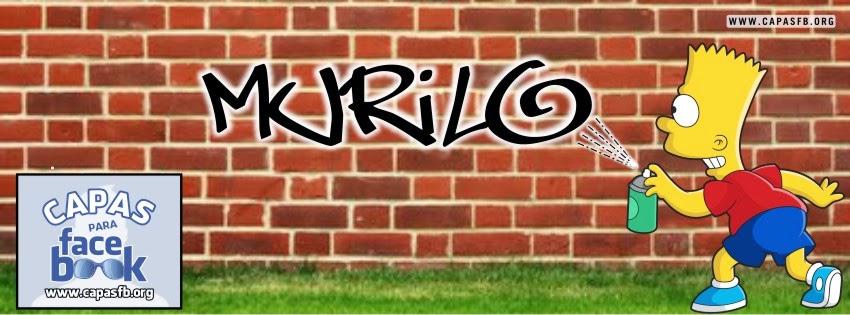 Capas para Facebook Murilo