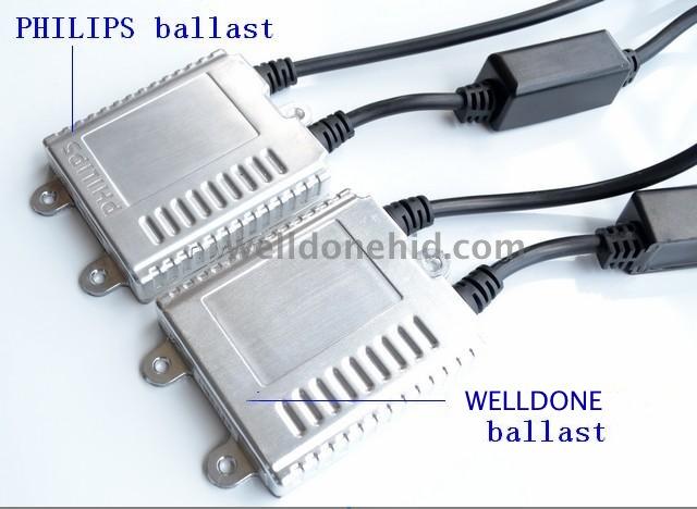 welldone ballast