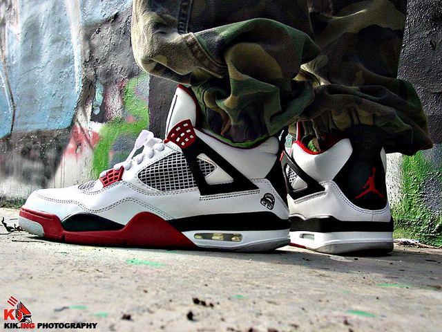 1da5dff9750 The Air Jordan 4 Retro – Mars Blackmon was dubbed the nickname Air Jordan 4  Fire Red Mars after the colorway, and after the picture of Mars Blackmon ...