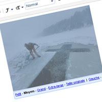 Modifier la taille des images