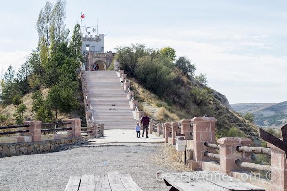 Beypazarı Hıdırlık Tepesi'nde