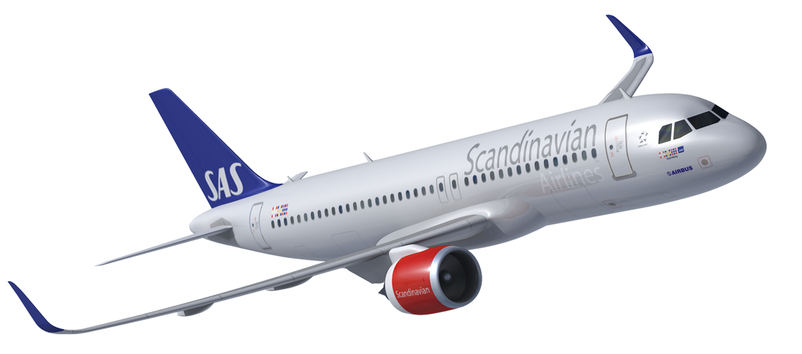 Resultado de imagen para Scandinavian Air System SAS Malaga Airport