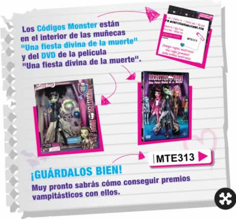 """¿Dónde conseguir los """"Códigos Monster"""" para participar en la """"Monster Machine""""? ¿Has tenido la suerte de conseguir algún premio?"""