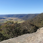 View from Flat Rock Lookout (59525)