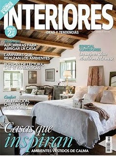 Revista interiores ideas y tendencias tutitoss Revista interiores ideas y tendencias