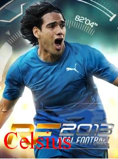 Real Football 2013 full màn hình bản chính thức