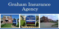 Insurance Mansfield OH Graham Insurance Logo
