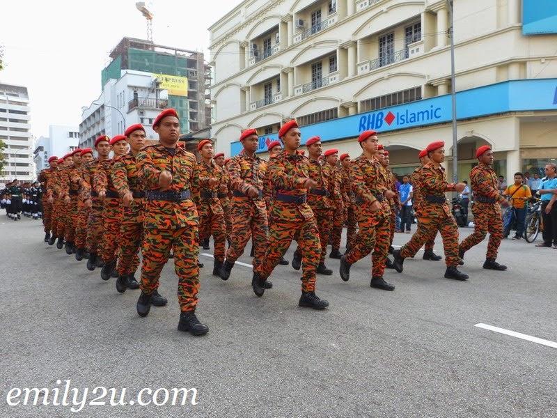 Merdeka Parade Perak