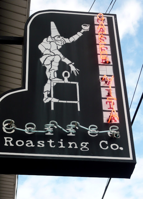 Caffe Vita Sign