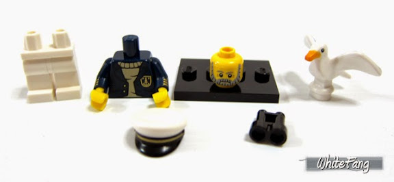 LEGO Minifigures Series 10 Sea Captian