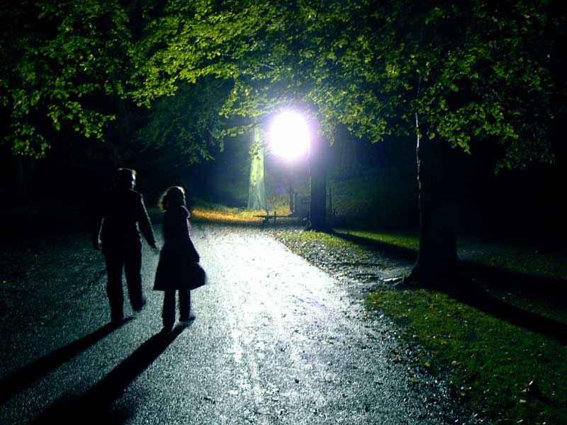 Health Benefits of Night Walk