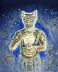 Goddess Bast Image