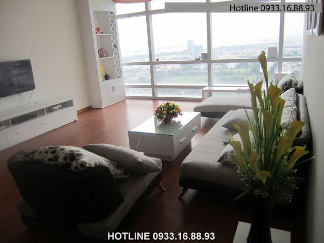 Cho thuê nhiều căn hộ Petroland Tower Phú Mỹ Hưng giá cực rẻ