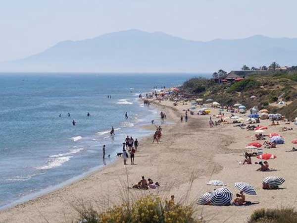 Playa de las Chapas