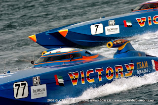 CLASS 1 GRAND PRIX OF DUBAI 2007
