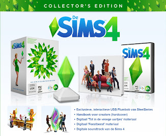 De Sims 4 Collector's Edition
