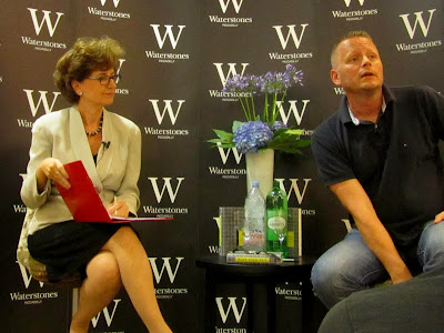 Patrick Ness at More Than This launch event