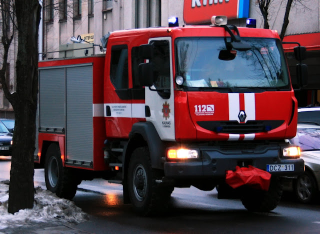 renault fire engine