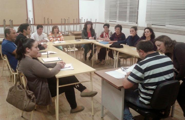 Junta de Freguesia de Penajóia promoveu a realização da sua primeira ação de formação modular