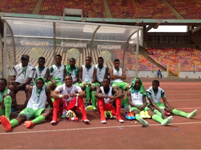 Chidera Ezeh Out Of Flying Eagles Second Match
