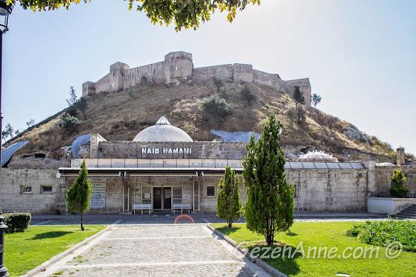 Restore edilmiş Naib Hamamı, Gaziantep