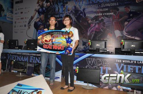 Tổng kết World Cyber Games Việt Nam 2011 6
