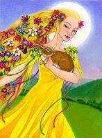 Goddess Floralia Image