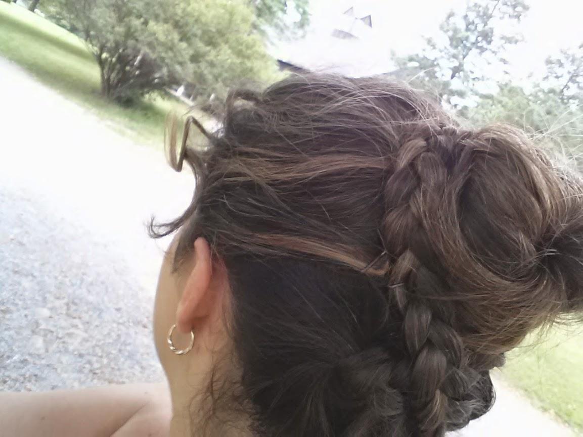 Regency Hair Style