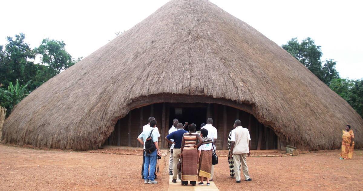 Image result for kasubi tombs
