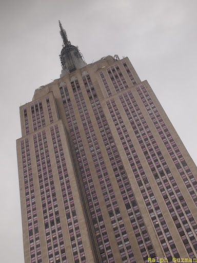 Empire State Building - New York City - RatedRalph.com