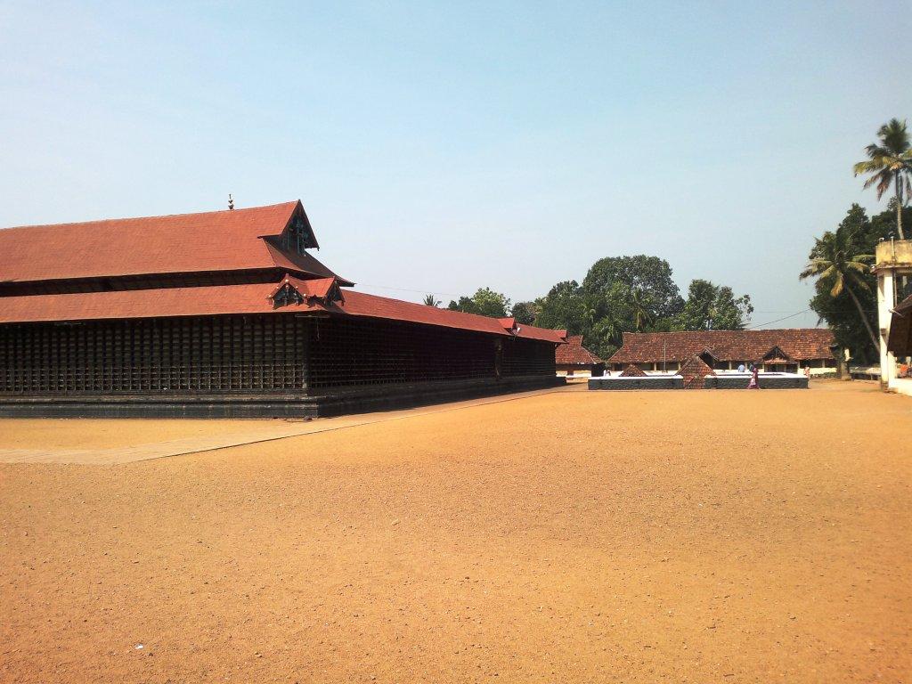 Sri Parthasarathy Temple (Thiru varanvilai) Kerala - Divya Desam 95