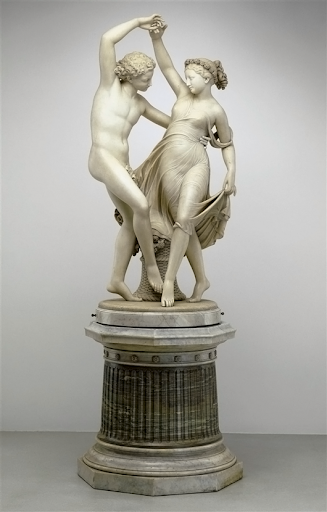 Zephyr Dancing with Flora 1870