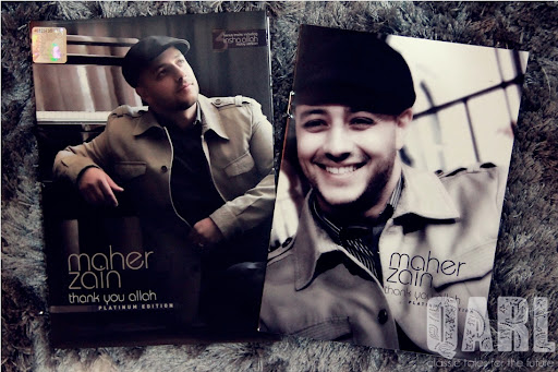 Maher Zain – Thank You Allah (Platinum Edition) (2012)