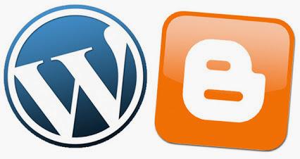 Exportar e importar entradas entre WordPress y Blogger