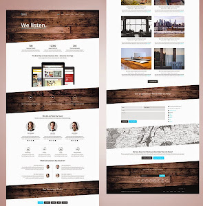 40 Free Responsive HTML5 CSS3 Website Templates