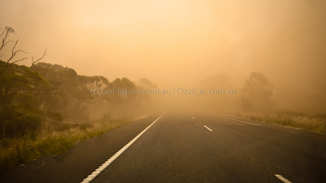 Sand storm - Go For Fun - Australian Travel and Activity Community. Inspire, Share, Enjoy!