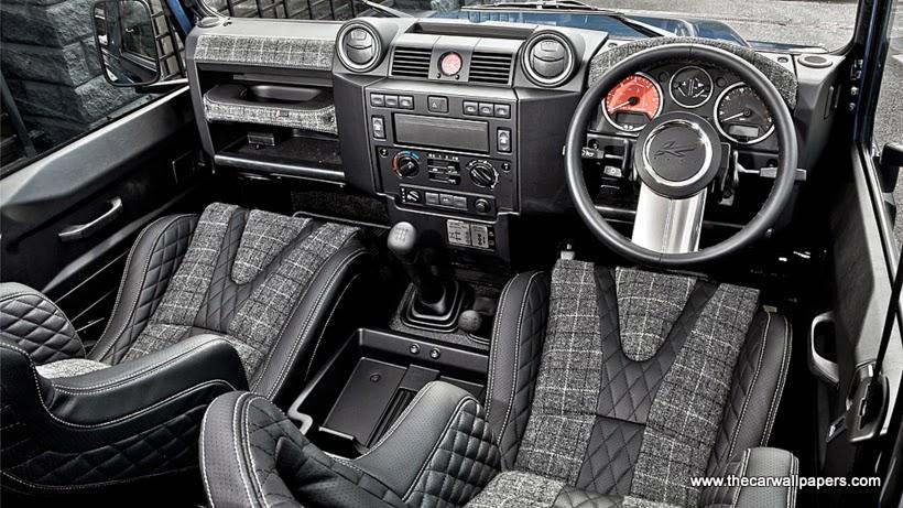Land Rover Defender SW 90 by Kahn Design