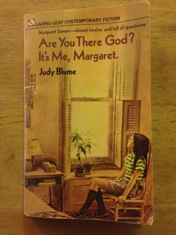 a tree grows in delano: are you there god? it's me, margaret. judy ...