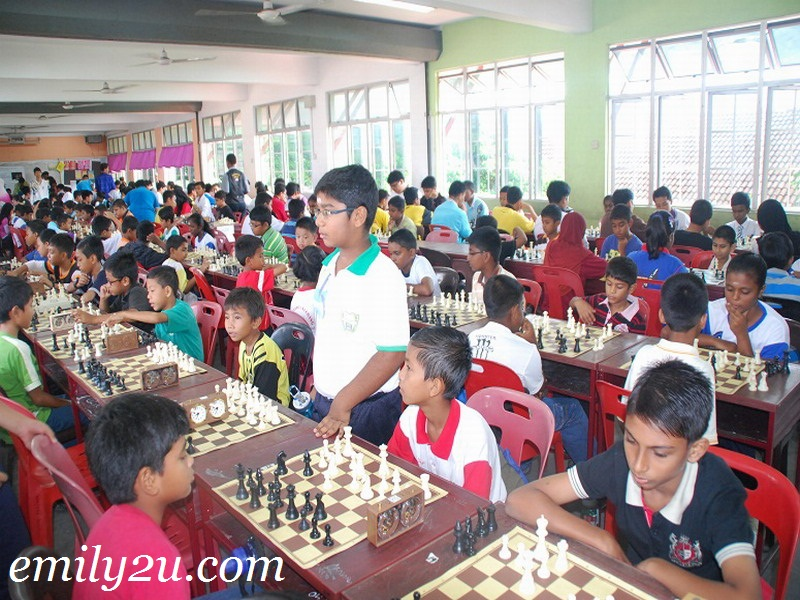 2012 PIBG SK Tasik Damai Open Chess Tournament