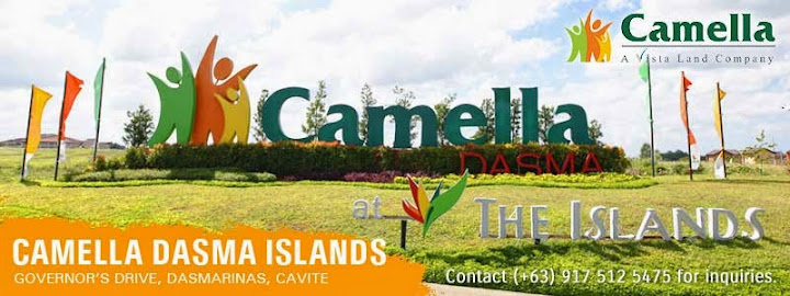 Community Overview - Camella Dasmarinas Island Park | House and Lot for Sale in the Philippines