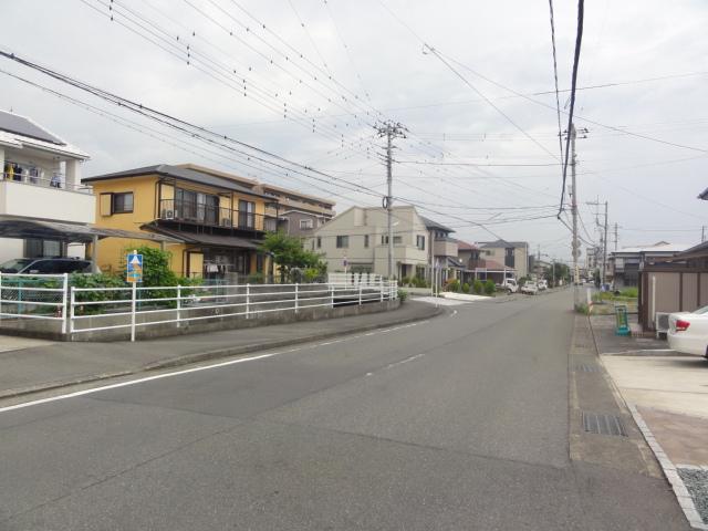 塔の松跡地 東海道五十三次