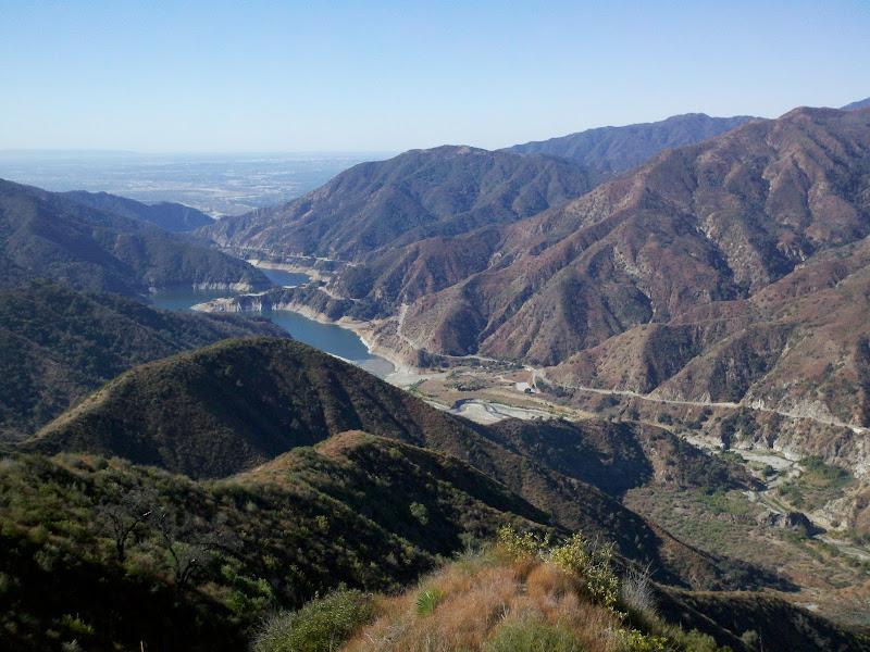 Tour de Foothills • San Gabriel Canyon
