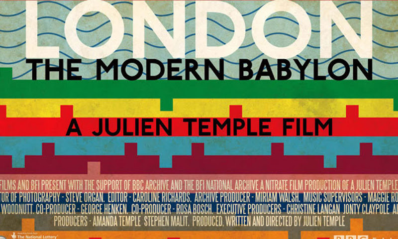 London: Modern Babylon movie poster