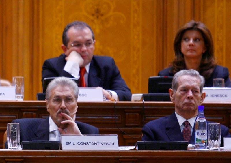 Emil Constantinescu: Ziua de 23 august trebuie recuperată