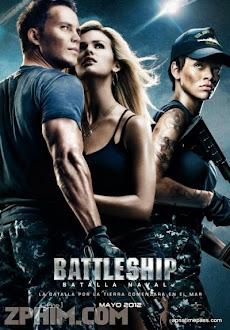 Chiến Hạm - Battleship (2012) Poster