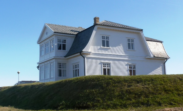 Höfði – location of the Iceland summit between Reagan & Gorbachev