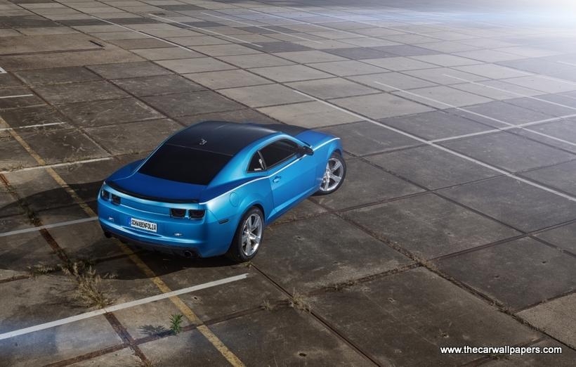 Chevrolet Camaro SS Schwabenfolia