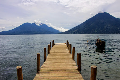 Lago de Atitlan.  From Hit The Road to Antigua: Top Five Road Trip Destinations of Guatemala