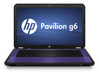 Laptop HP Pavilion g6-1000