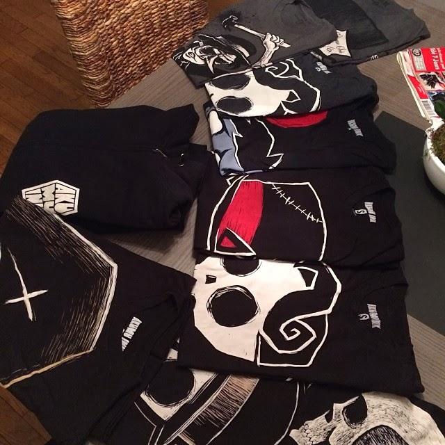 akumuink, nightmare collection, nightmare collector, nightmare cult, skull tshirts, band merch, band merchandise